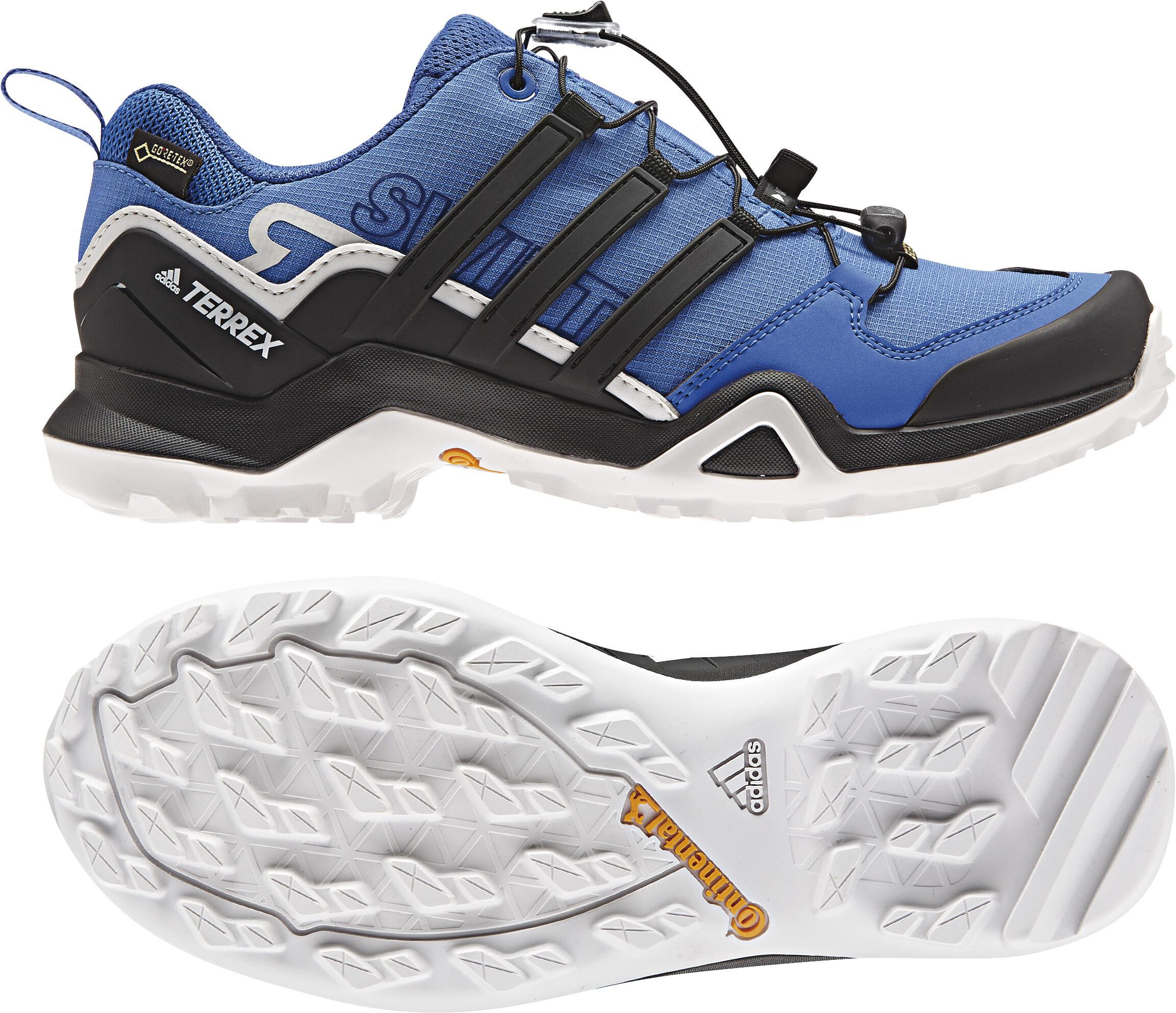 adidas TERREX Swift R2 GTX Scarpe Donna blu nero su Addnature 9856ea160b6